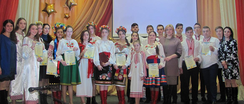 Конкурс читців поезій Т.Шевченка