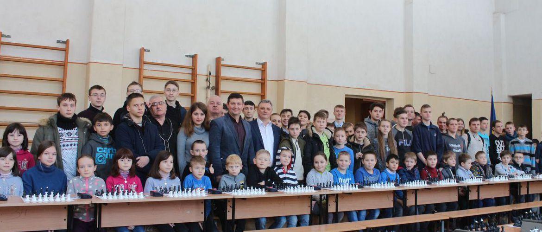 Чемпіонат Києво-Святошинського району з шахів